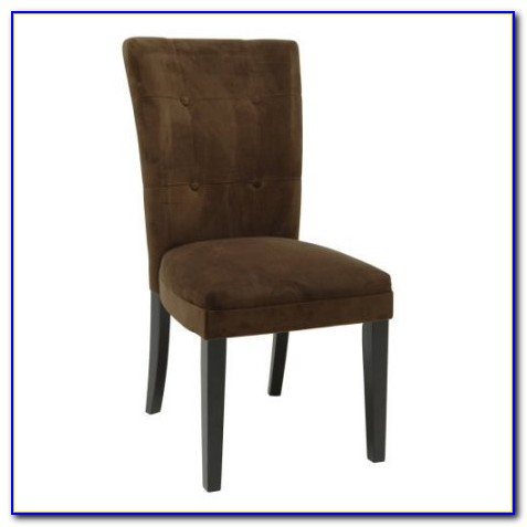 Tufted Parsons Chairs Set Of 2 Espresso