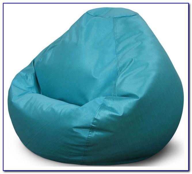 Turquoise Bean Bag Chair