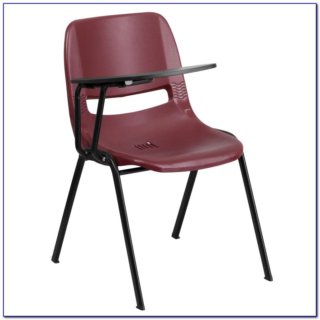Upholstered Desk Armchair