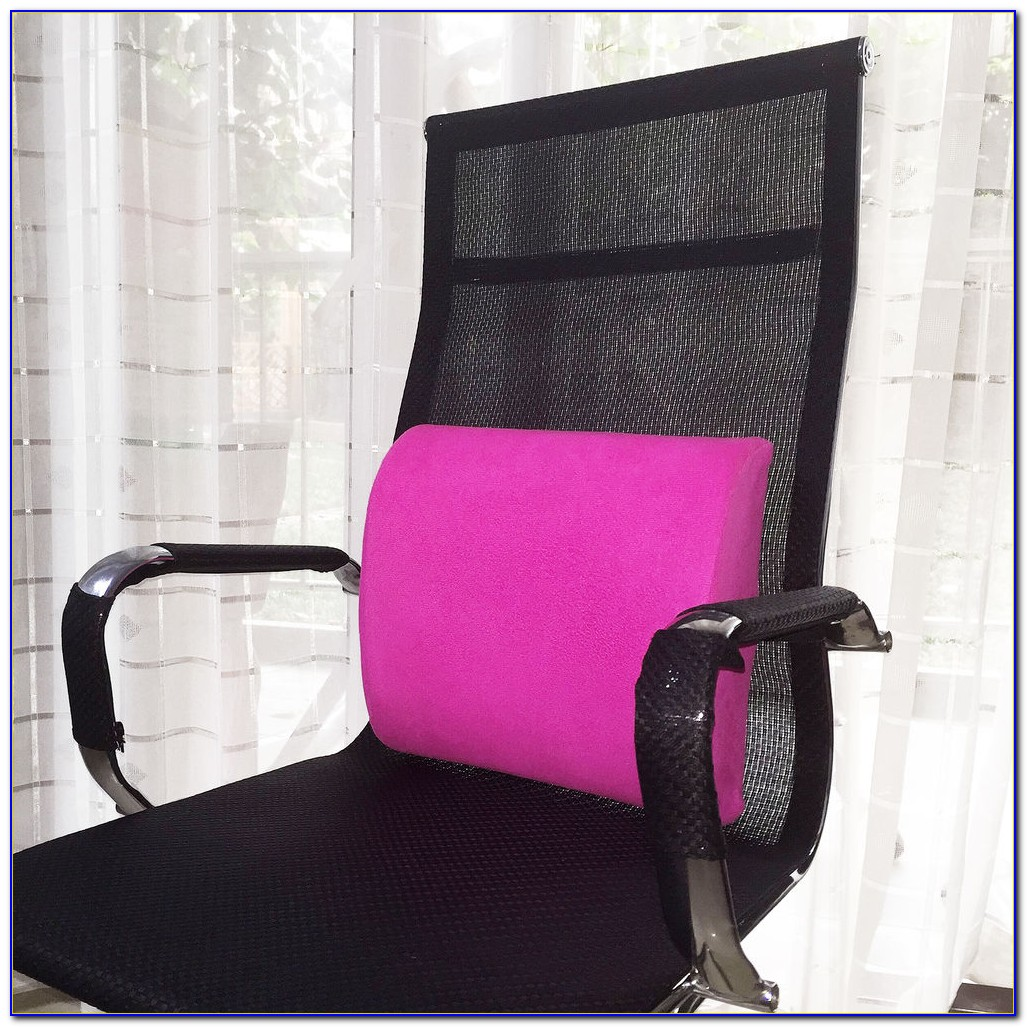 Upper Back Support Pillow For Office Chair