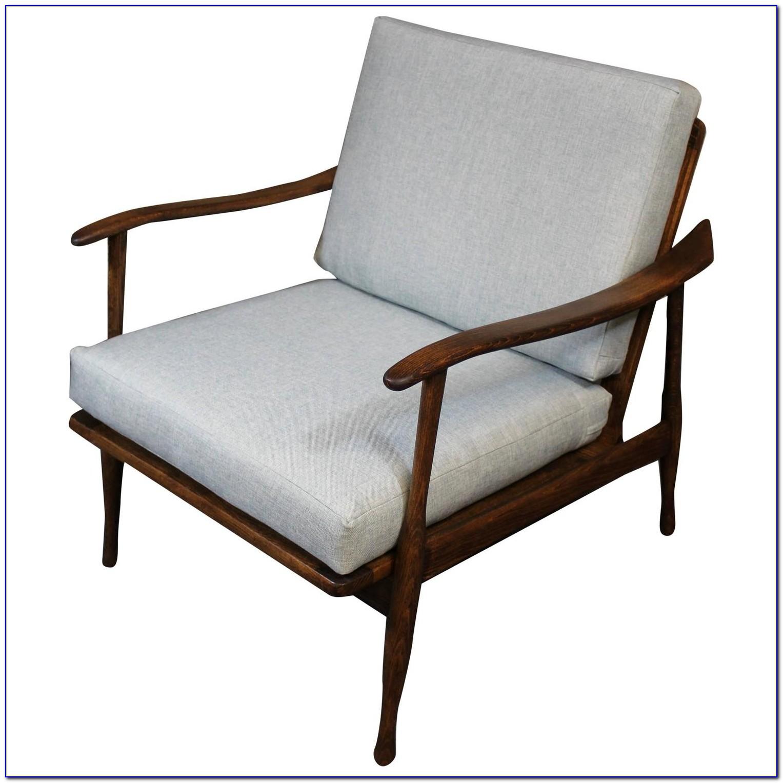 Vintage Mid Century Club Chairs