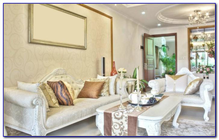 White Living Room Furniture Range