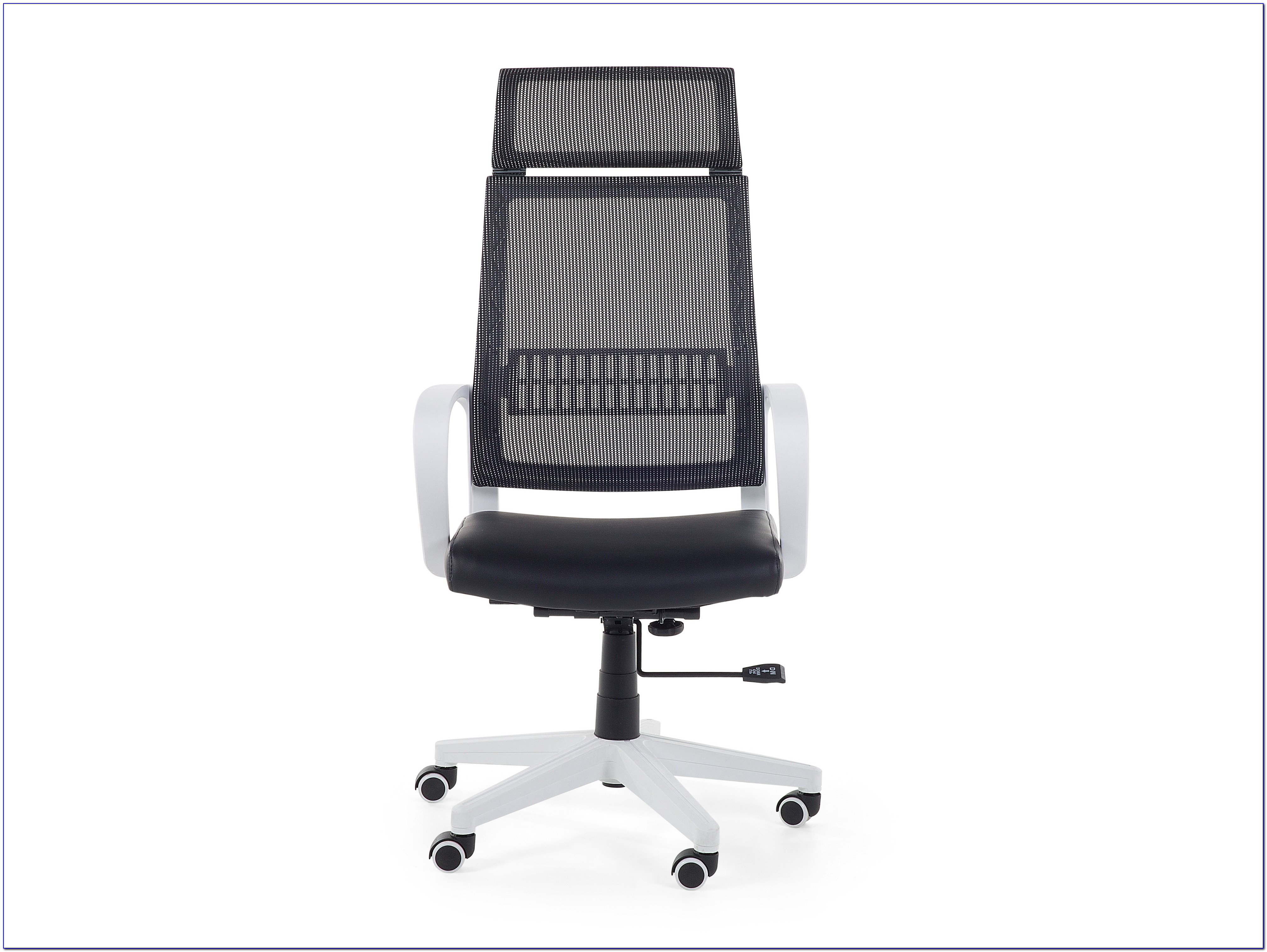 White Mesh Back Office Chair