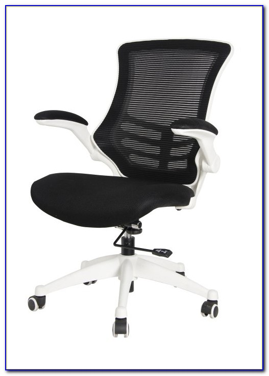 White Mesh Ergonomic Office Chair