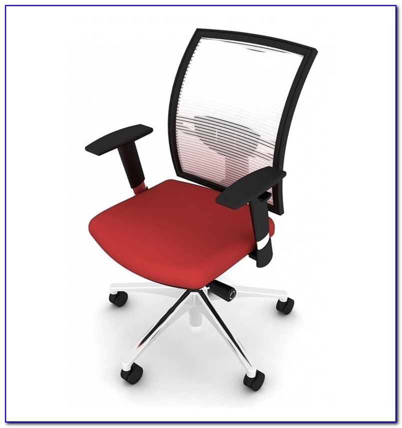 White Mesh Office Chair Australia