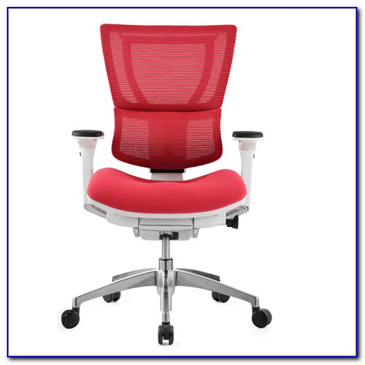 White Mesh Office Chair Uk