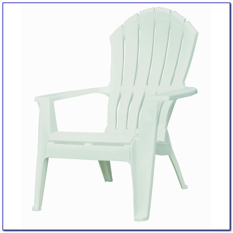 White Plastic Folding Lawn Chairs