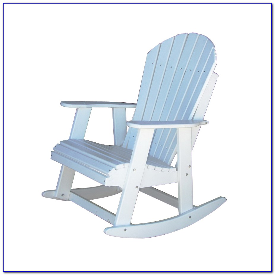 White Rocking Chair Outdoor Cracker Barrel