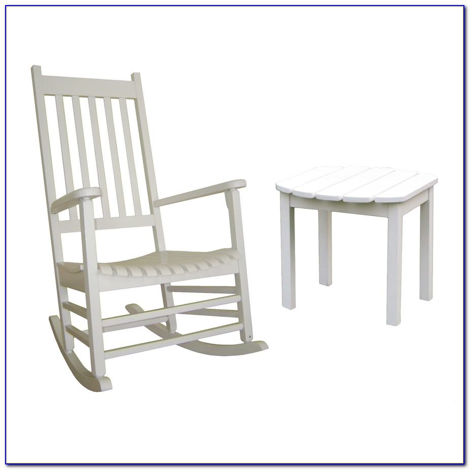White Wood Rocking Chair Uk