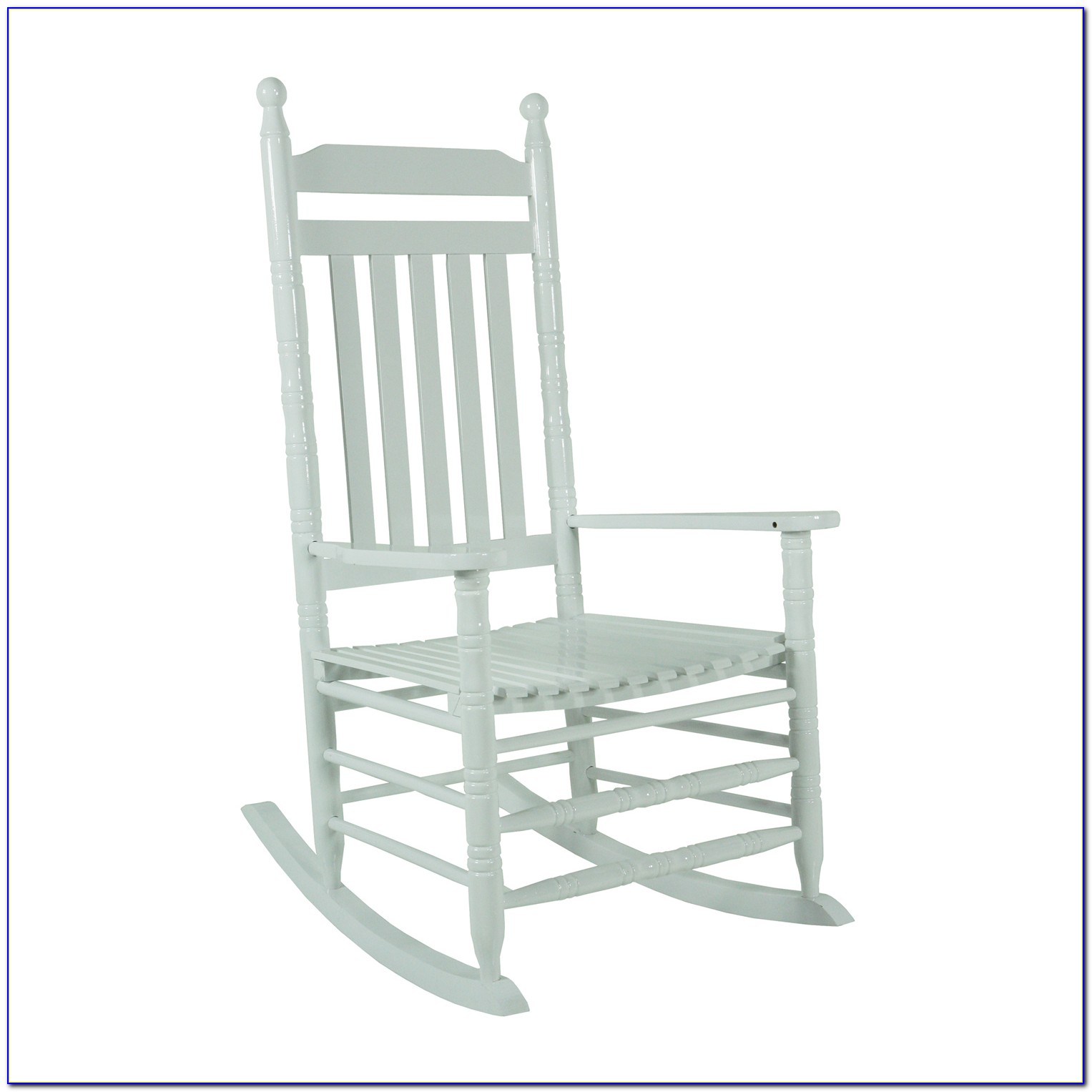 White Wooden Rocking Chair Australia