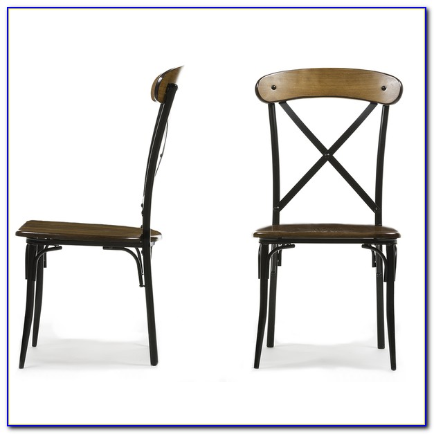 Wood And Metal Dining Chairs Uk