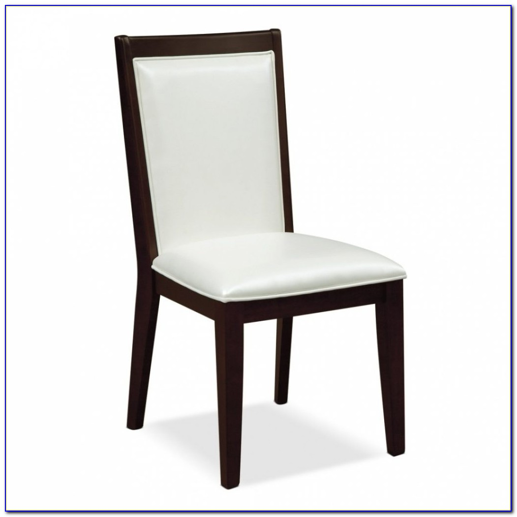 Wood Dining Room Side Chairs