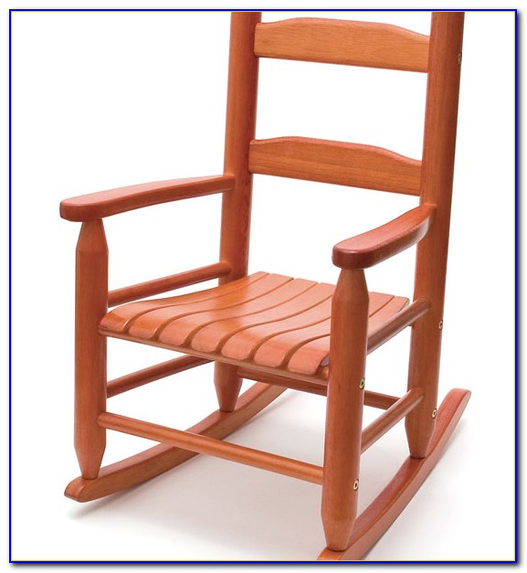 Wooden Children's Rocking Chair Nz
