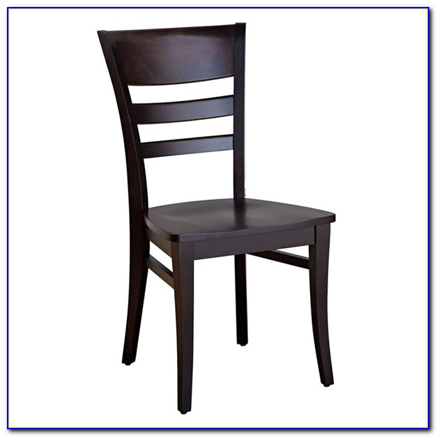 Wooden Dining Room Side Chairs