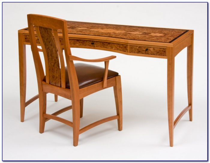 Writing Desk With Matching Chair