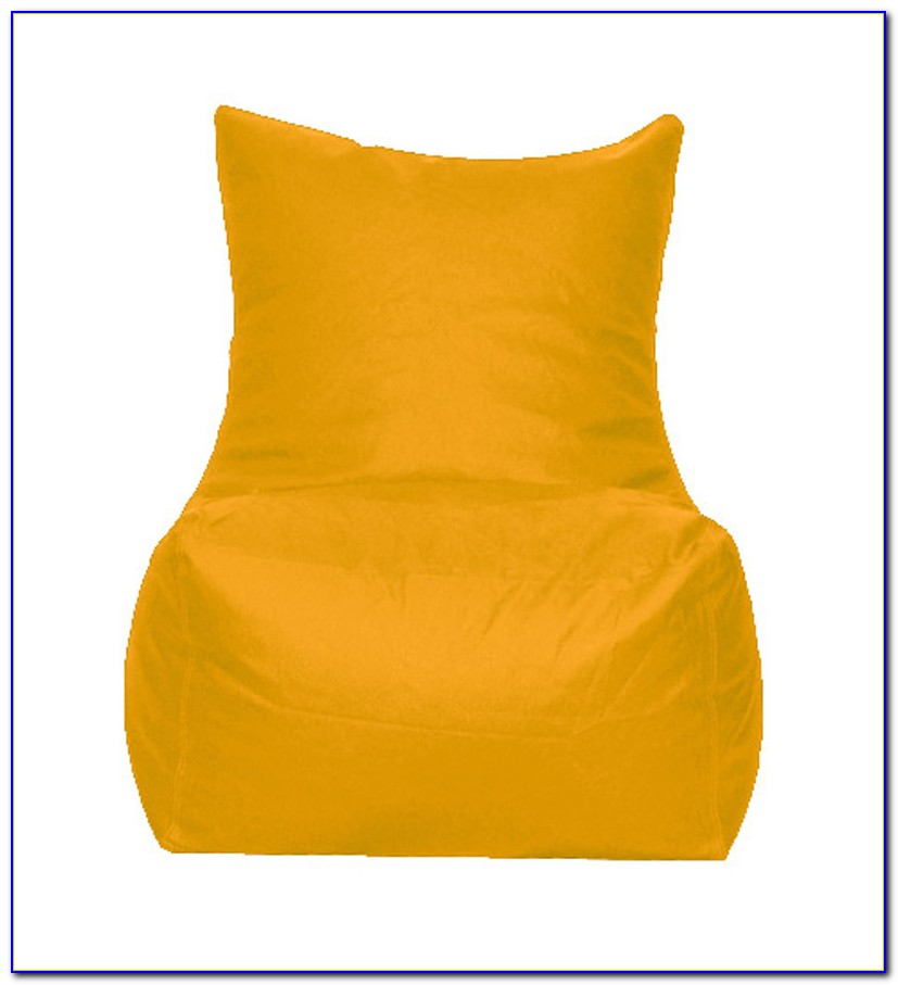 Yellow Bean Bag Chairs