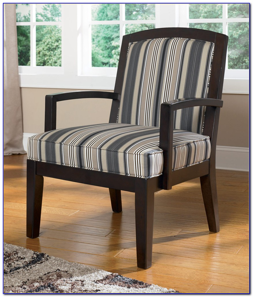 Zebra Print Accent Chair Ashley Furniture