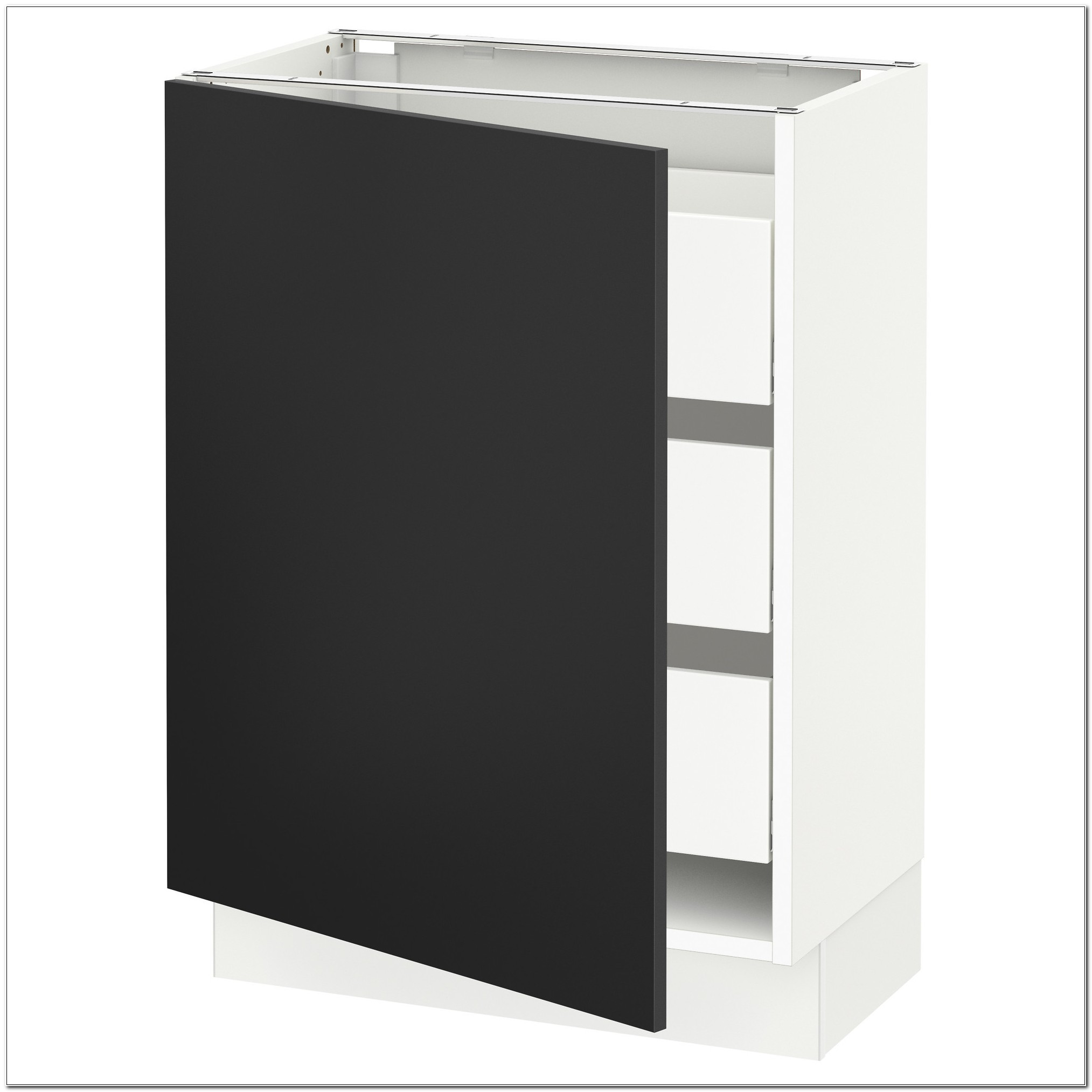 12 Inch Deep Base Cabinets With Drawers - Cabinet : Home ...