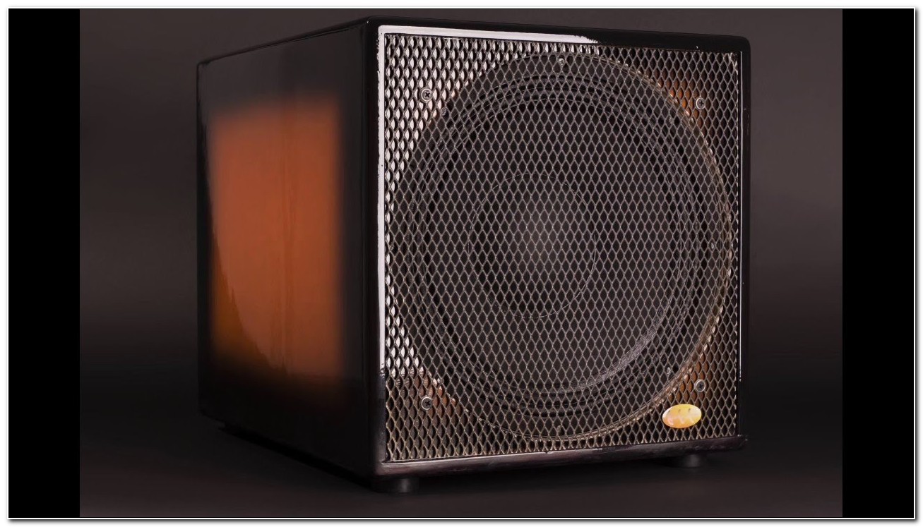 12 Inch Bass Cabinet