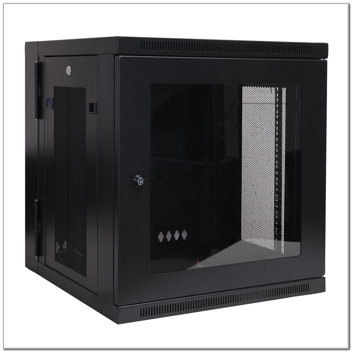 12u Wall Mount Rack Enclosure Cabinet