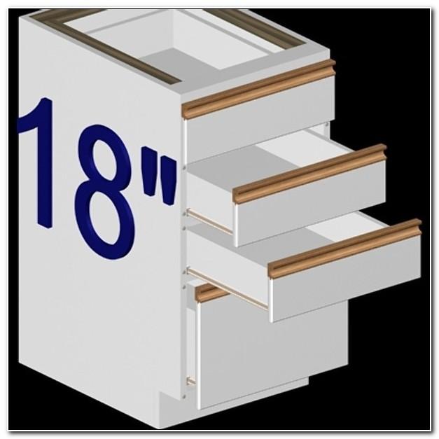18 Inch Base Cabinet Depth