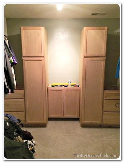 18 Inch Depth Pantry Cabinet