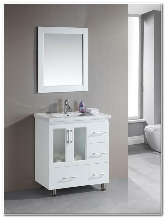 18 Inch Depth Vanity Cabinet