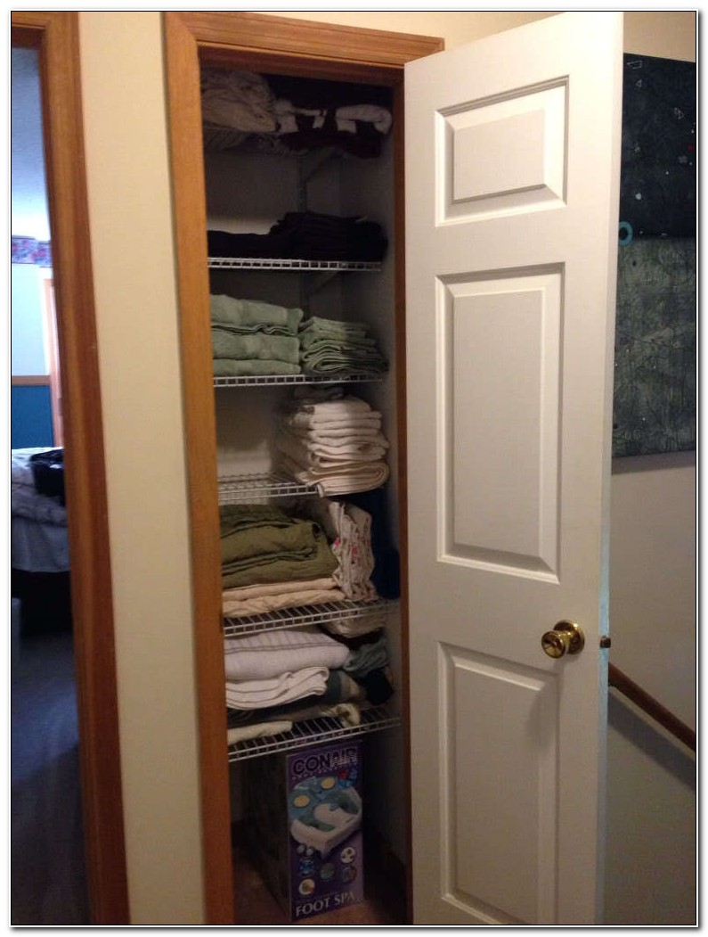 18 Inch Linen Closet Door