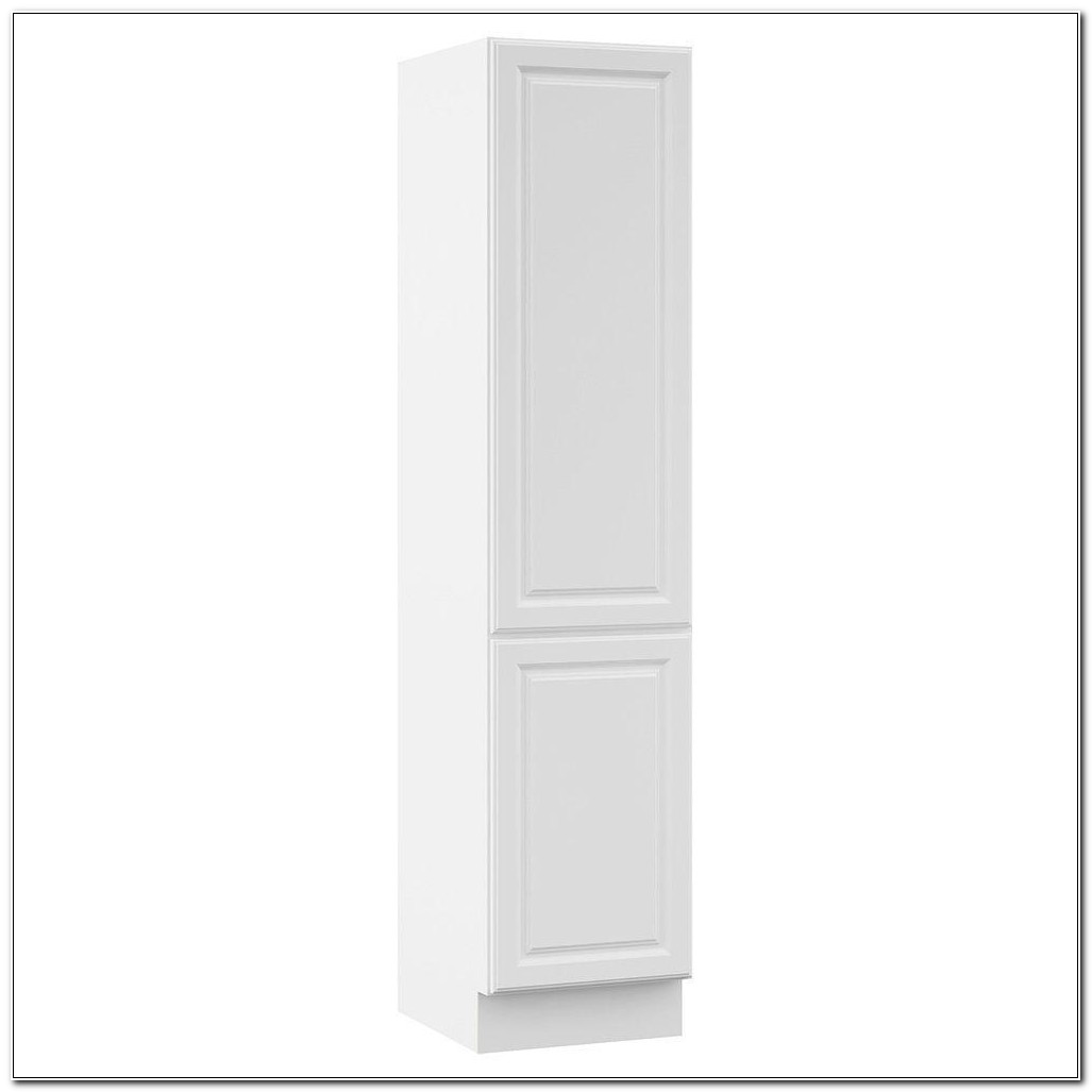 18 Inch Wide Bathroom Linen Cabinet