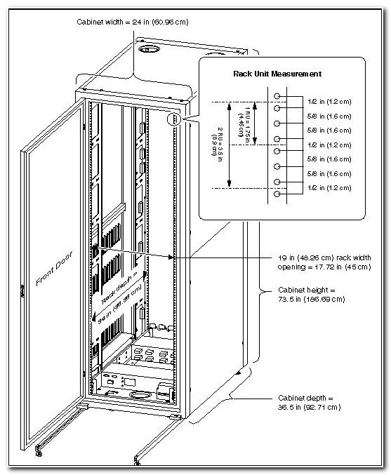 19 Inch Server Rack Depth