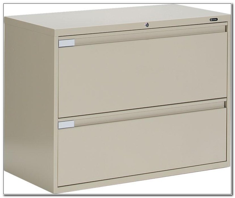 2 Drawer Lateral File Cabinet Metal