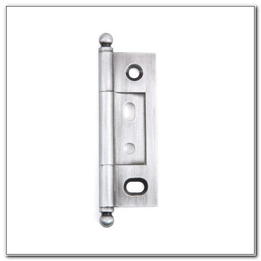 2 Non Mortise Cabinet Hinges