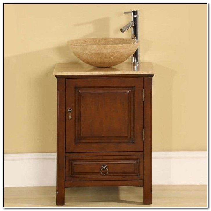 22 Inch Bathroom Vanity Cabinet