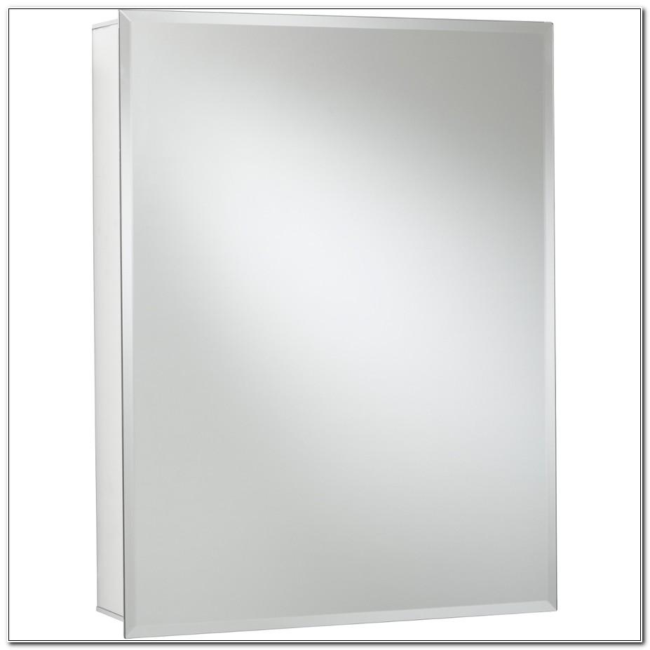 24 X 30 Recessed Medicine Cabinet White