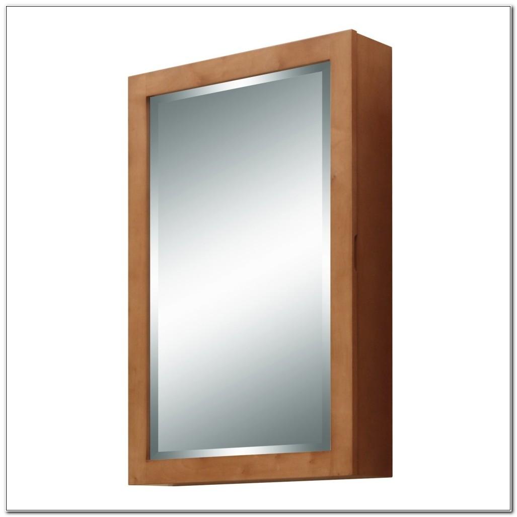 24 X 36 Framed Medicine Cabinet
