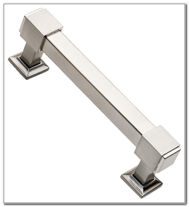 3 Inch Brushed Nickel Cabinet Handles