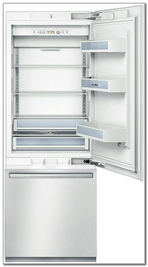 30 Inch Cabinet Depth Refrigerator