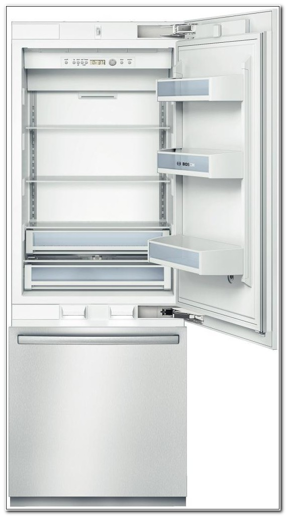 30 Inch Counter Depth Refrigerator Bottom Freezer