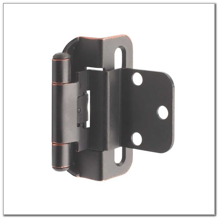 38 Inset Cabinet Hinges Concealed