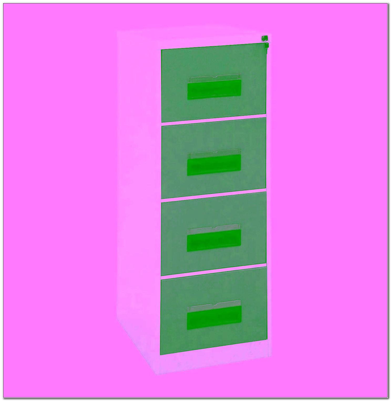 4 Drawer Metal Filing Cabinet Perth