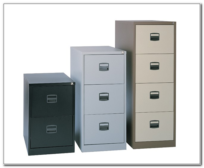 4 Drawer Metal Filing Cabinet Uk