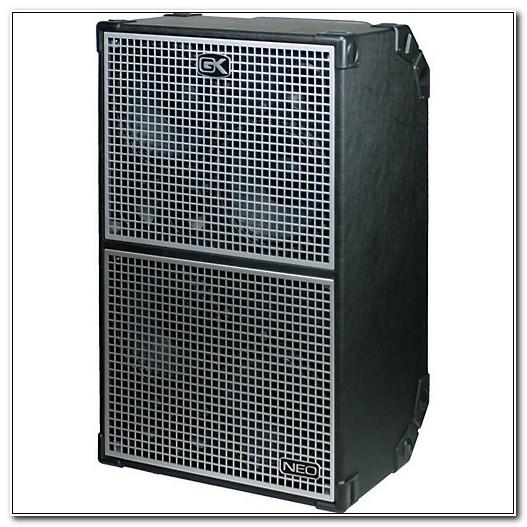 4 X 12 Bass Speaker Cabinet