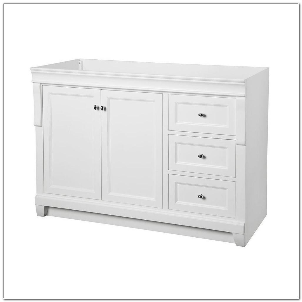 48 Bathroom Vanity Cabinet Home Depot