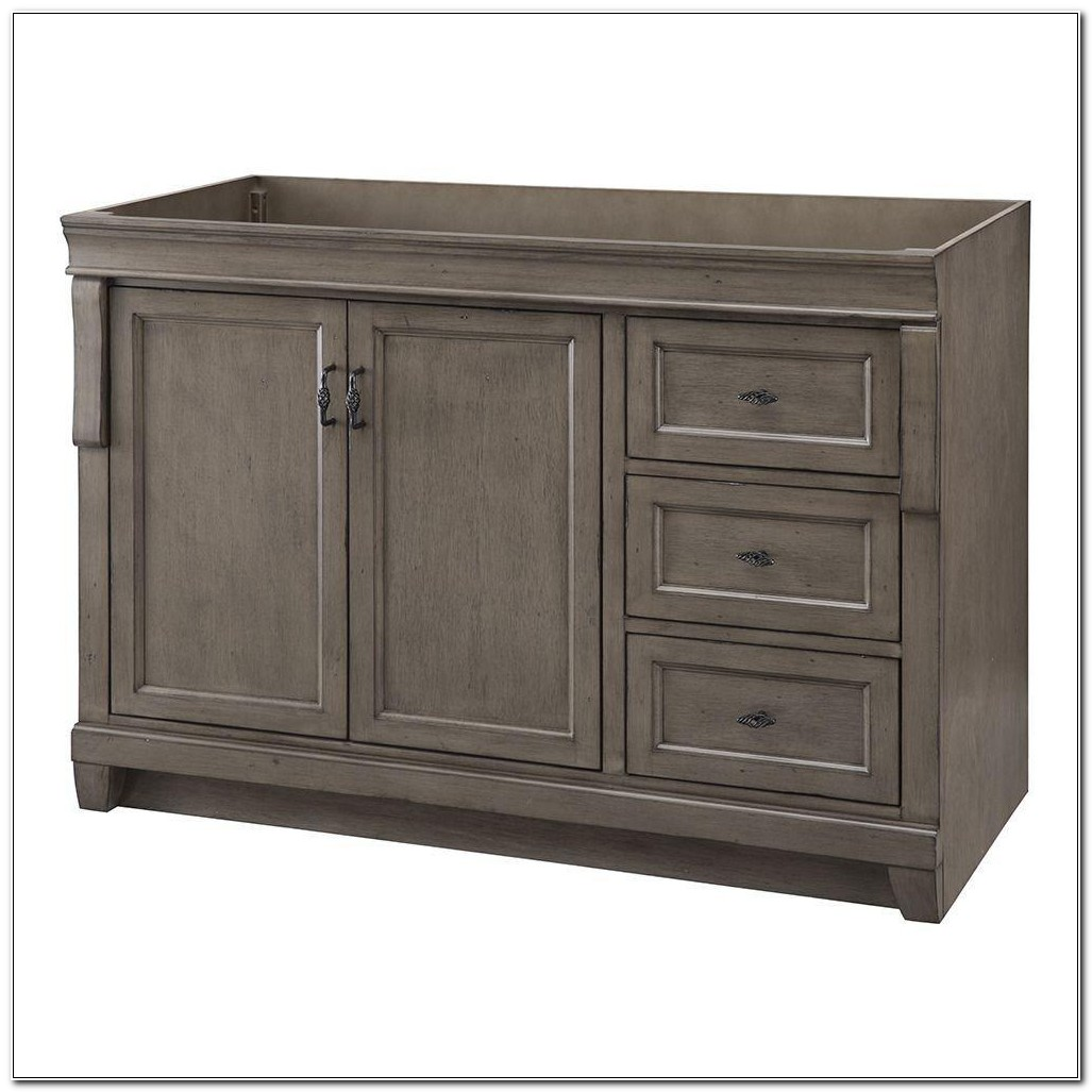 48 Bathroom Vanity Cabinet Only