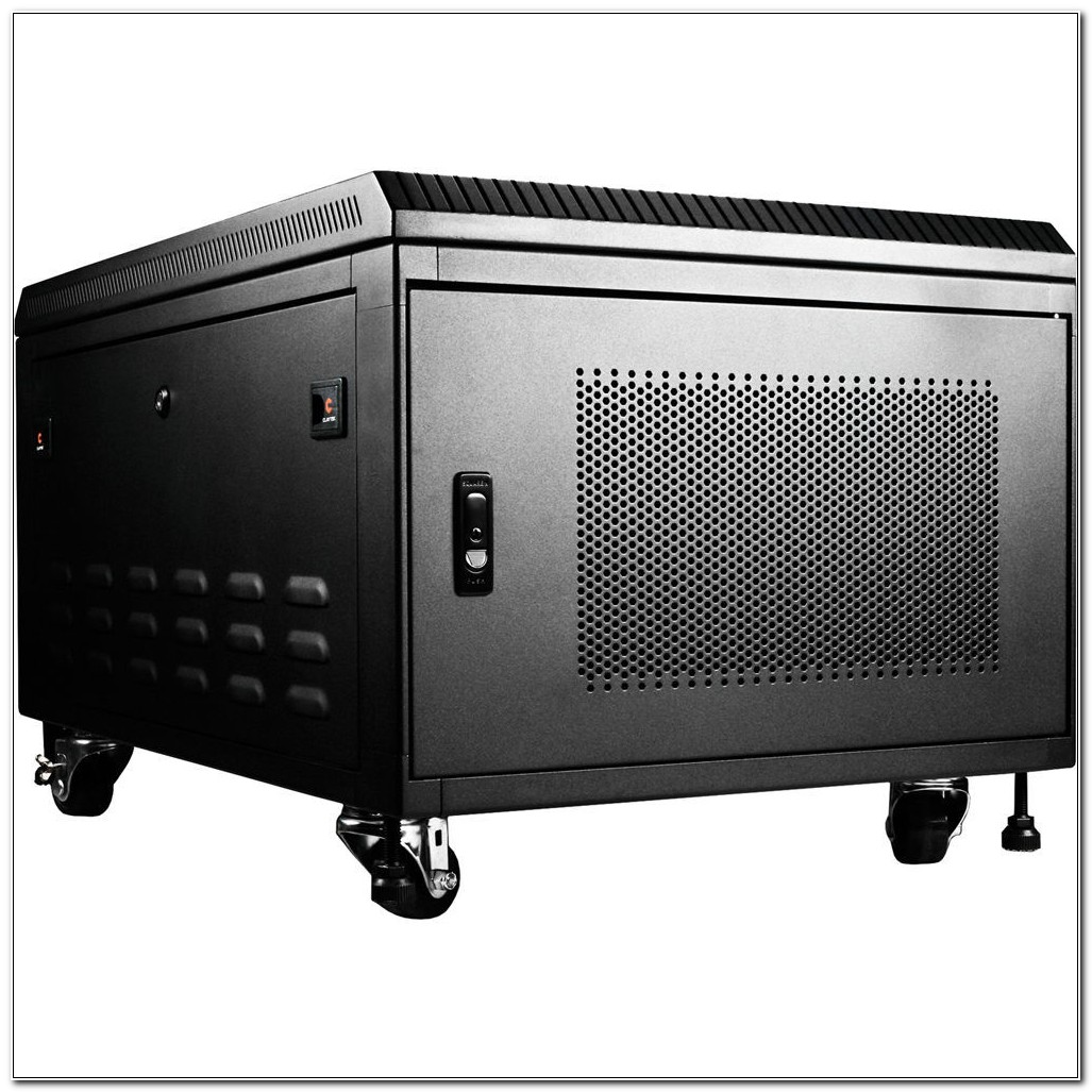 6u 900mm Depth Rack Mount Server Cabinet