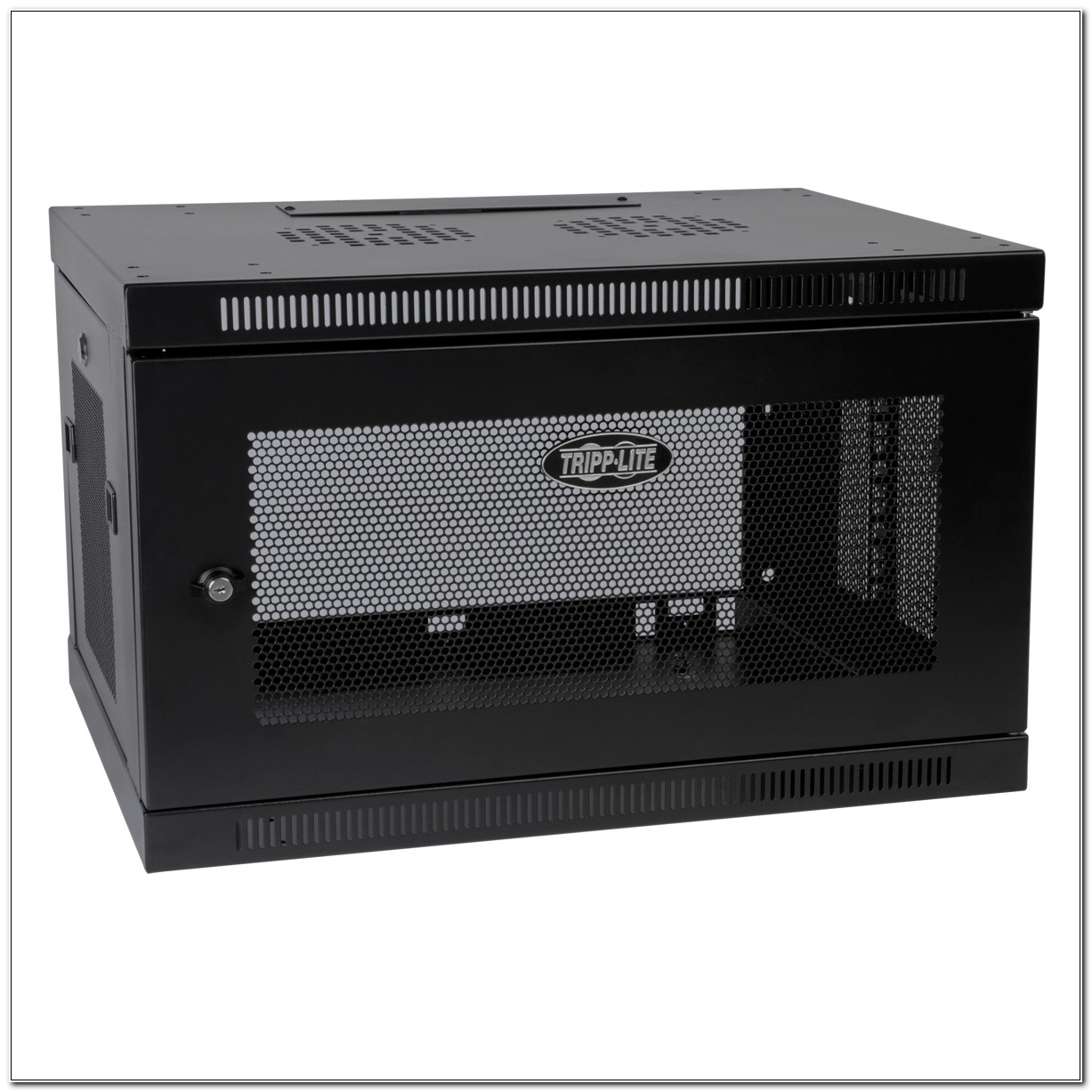 6u Wall Mount Rack Enclosure Cabinet