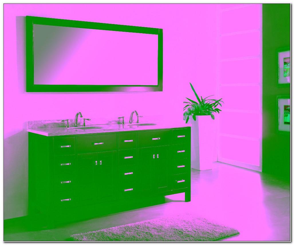72 Inch Vanity Cabinet Double Sink