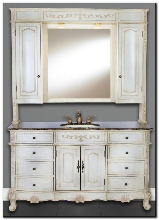 72 Single Sink Bathroom Vanity Cabinets