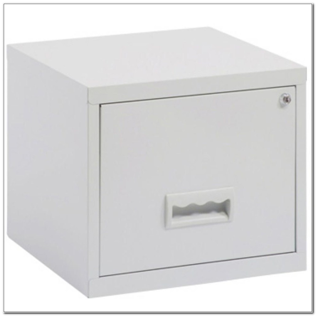 A4 1 Drawer Filing Cabinet