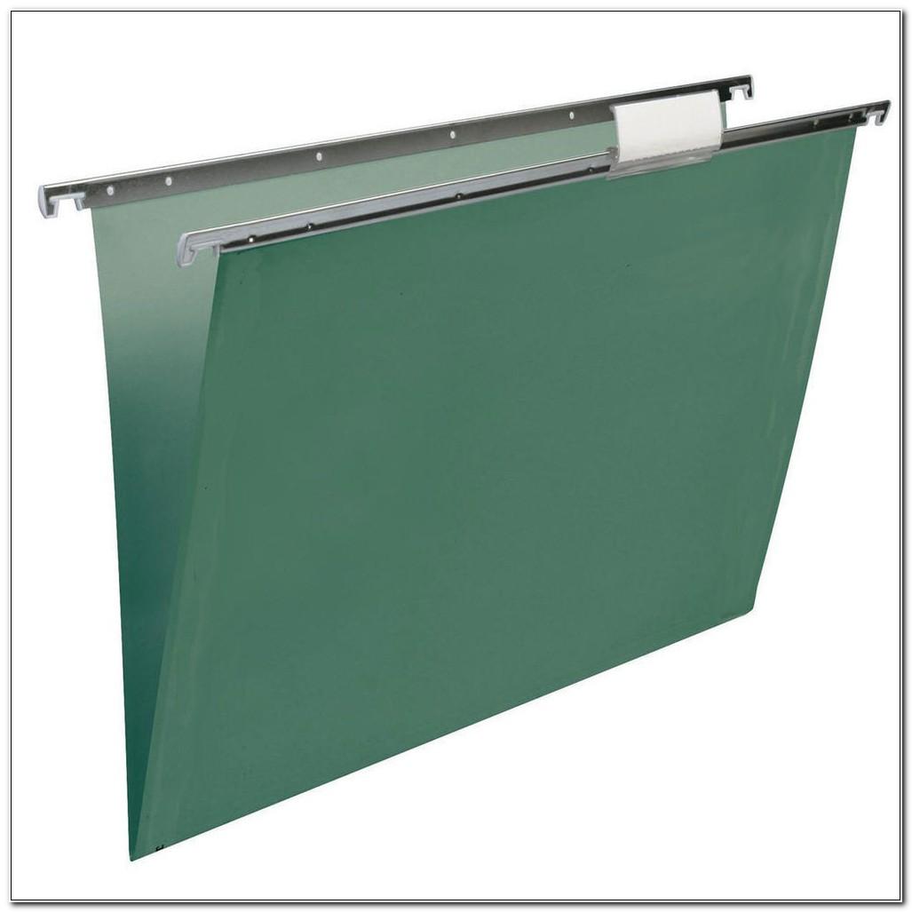A4 Filing Cabinet Folders